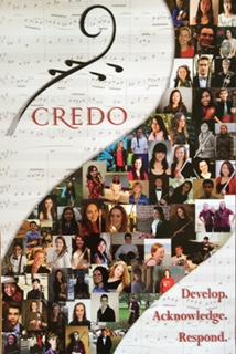 Credo Poster 2015 Photo