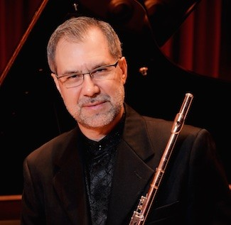 Picture of Dr. Tadeu Coelho,  UNCSA Artist/Flute Professor